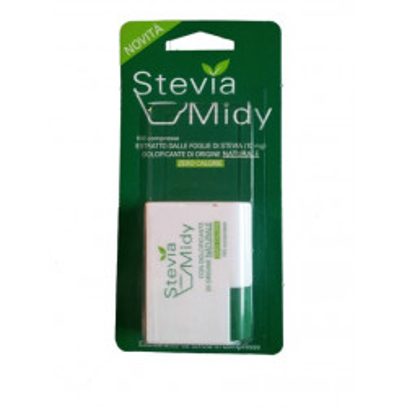 STEVIA 100  COMPRIMIDOS MIDY