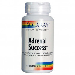 ADRENAL SUCCESS 60 CAP. SOLARAY