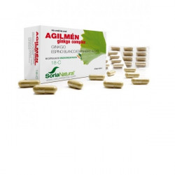 ALGIMEN 60 CAP. SORIA NATURAL