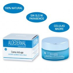 CREMA ANTI-EDAD ALOEDERMAL