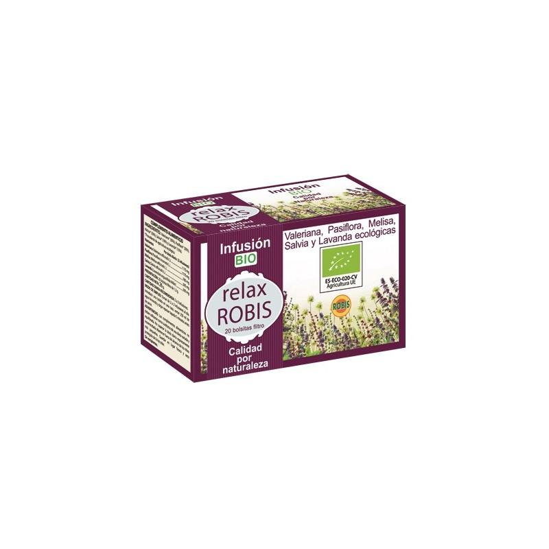 RELAX ROBIS BIO (RELAJANTE)